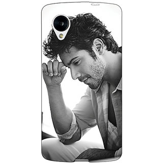 Jugaaduu Bollywood Superstar Varun Dhawan Back Cover Case For Google Nexus 5 - J40962