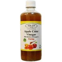 Sinew Apple Cider Vinegar With HONEY  Mother Of Vinegar, 500 Ml