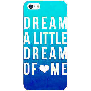 Jugaaduu Dream Love Back Cover Case For Apple iPhone 5c - J30089