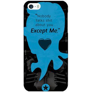 Jugaaduu Entourage E Back Cover Case For Apple iPhone 5c - J30437