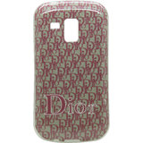 Snooky Designer Silicon Back Cover For Samsung Galaxy S Duos S7562 Td8930