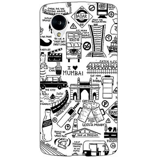 Jugaaduu Aamchi Mumbai Back Cover Case For Google Nexus 5 - J41444