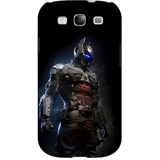 Jugaaduu Superheroes Batman Dark knight Back Cover Case For Samsung Galaxy S3 - J50009