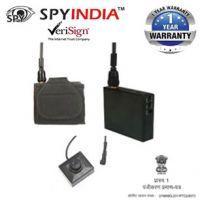 Spy Wireless Button Camera High Range Spl: 1km Range