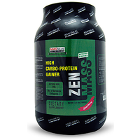 Magnus Nutrition Zen Mass - 2.2Lbs (1000G)- Strawberry
