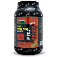 Magnus Nutrition Mega Mass 10K - 2.2Lbs (1000G) - Green Apple Fusion