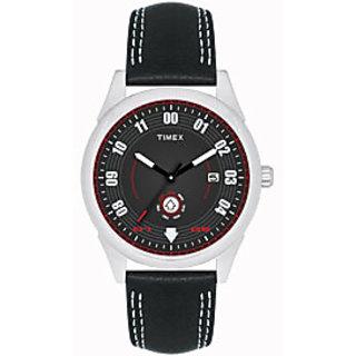 Timex TI000V10200 Black/Black Analog Watch