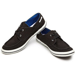 CONVERSE Boat Pipe Lace-Up Canvas Shoes