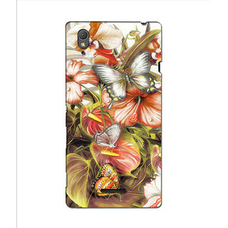Instyler Premium Digital Printed 3D Back Cover For Sony Xperia T3 3DSONYT3DS-10173
