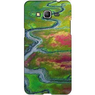 Instyler Premium Digital Printed 3D Back Cover For Samsung Glaxy J7 3DSGJ7DS-10191