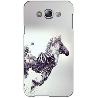 Instyler Premium Digital Printed 3D Back Cover For Samsung Glaxy J5 3DSGJ5DS-10295