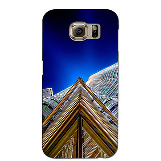 Instyler Premium Digital Printed 3D Back Cover For Samsung Glaxy Note 5 3DSGN5DS-10230