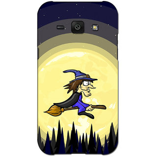 Instyler Premium Digital Printed 3D Back Cover For Samsung Glaxy J1 3DSGJ1DS-10117
