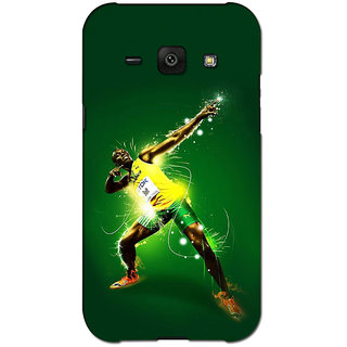 Instyler Premium Digital Printed 3D Back Cover For Samsung Glaxy J1 3DSGJ1DS-10119
