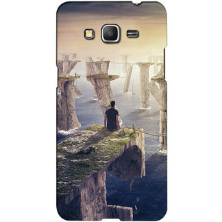 Instyler Premium Digital Printed 3D Back Cover For Samsung Glaxy J7 3DSGJ7DS-10290