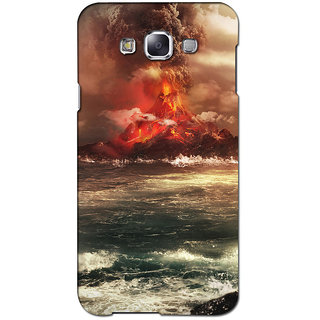Instyler Premium Digital Printed 3D Back Cover For Samsung Glaxy J5 3DSGJ5DS-10159