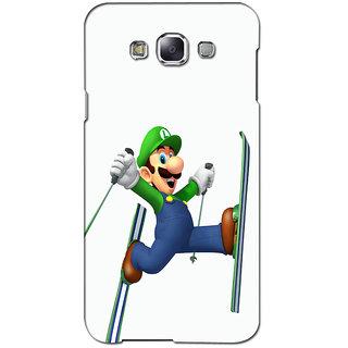 Instyler Premium Digital Printed 3D Back Cover For Samsung Glaxy J5 3DSGJ5DS-10195