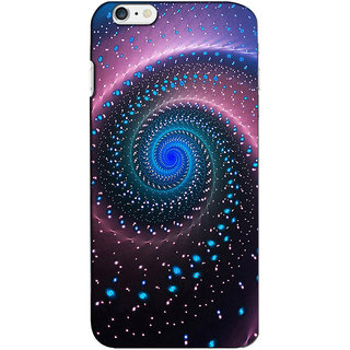 Instyler Premium Digital Printed 3D Back Cover For Apple I Phone 6S Plus 3DIP6SPDS-10176