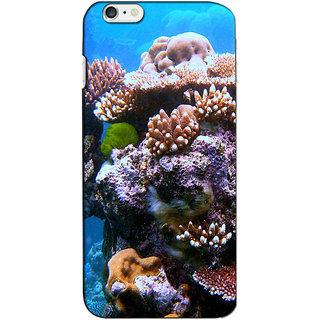 Instyler Premium Digital Printed 3D Back Cover For Apple I Phone 6S Plus 3DIP6SPDS-10189