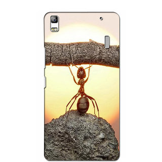 Instyler Premium Digital Printed 3D Back Cover For Lenovo K3 Note 3DLENK3NDS-10210