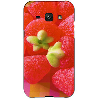 Instyler Premium Digital Printed 3D Back Cover For Samsung Glaxy J1 3DSGJ1DS-10260