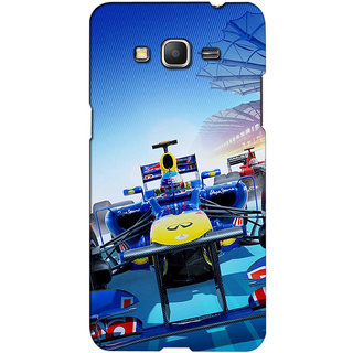 Instyler Premium Digital Printed 3D Back Cover For Samsung Glaxy Grand Max 3DSGGMDS-10251