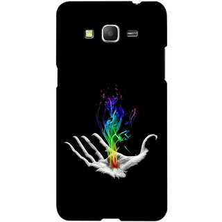 Instyler Premium Digital Printed 3D Back Cover For Samsung Glaxy Grand Max 3DSGGMDS-10291