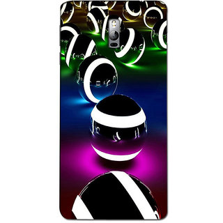 Instyler Premium Digital Printed 3D Back Cover For One Plus 2 3D1PLUS2DS-10110