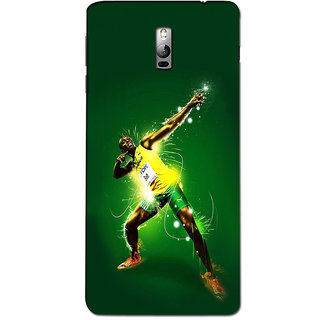 Instyler Premium Digital Printed 3D Back Cover For One Plus 2 3D1PLUS2DS-10119