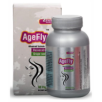 Zenith Nutritions Agefly-60 Capsules