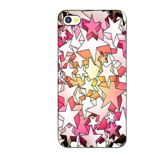 Instyler Premium Digital Printed 3D Back Cover For Apple I Phone 5S 3DIP5SDS-10130