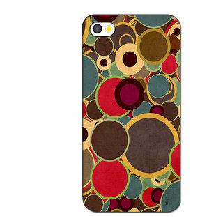 Instyler Premium Digital Printed 3D Back Cover For Apple I Phone 5 3DIP5DS-10175