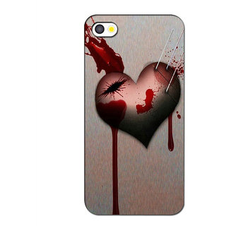 Instyler Premium Digital Printed 3D Back Cover For Apple I Phone 4S 3DIP4SDS-10245