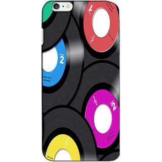 Instyler Premium Digital Printed 3D Back Cover For Apple I Phone 6S Plus 3DIP6SPDS-10101