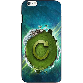 Instyler Premium Digital Printed 3D Back Cover For Apple I Phone 6S Plus 3DIP6SPDS-10106