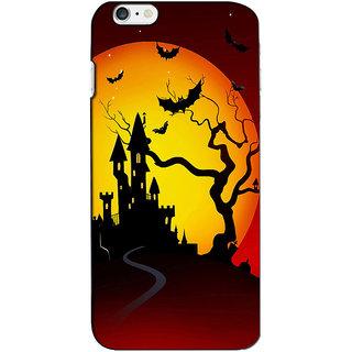 Instyler Premium Digital Printed 3D Back Cover For Apple I Phone 6 Plus 3DIP6PDS-10115
