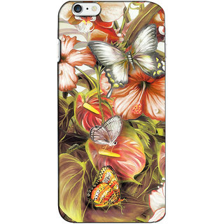 Instyler Premium Digital Printed 3D Back Cover For Apple I Phone 6 3DIP6DS-10173