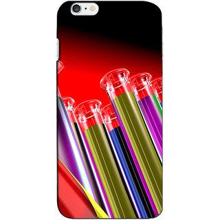 Instyler Premium Digital Printed 3D Back Cover For Apple I Phone 6S Plus 3DIP6SPDS-10270