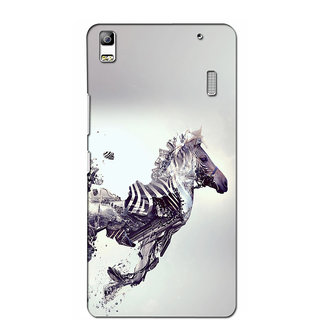 Instyler Premium Digital Printed 3D Back Cover For Lenovo K3 Note 3DLENK3NDS-10295
