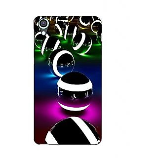 Instyler Premium Digital Printed 3D Back Cover For Htc 626 3DHTC626DS-10110
