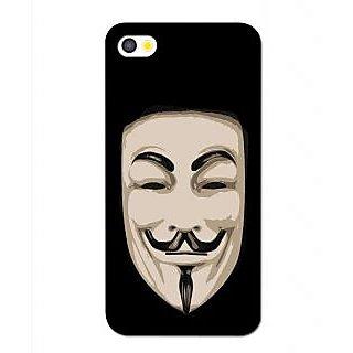 Instyler Premium Digital Printed 3D Back Cover For Apple I Phone 5S 3DIP5SDS-10253