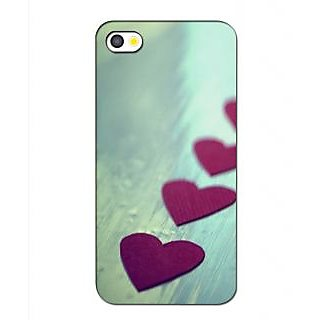 Instyler Premium Digital Printed 3D Back Cover For Apple I Phone 5 3DIP5DS-10281