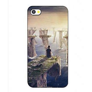 Instyler Premium Digital Printed 3D Back Cover For Apple I Phone 5 3DIP5DS-10290