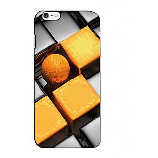 Instyler Premium Digital Printed 3D Back Cover For Apple I Phone 6S Plus 3DIP6SPDS-10148