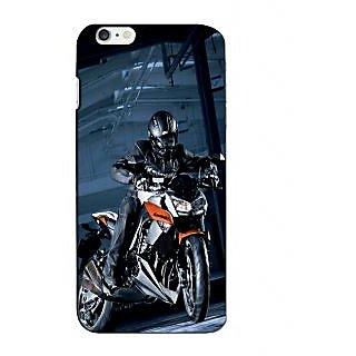Instyler Premium Digital Printed 3D Back Cover For Apple I Phone 6 3DIP6DS-10226