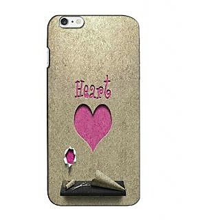 Instyler Premium Digital Printed 3D Back Cover For Apple I Phone 6 3DIP6DS-10244