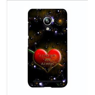 Instyler Premium Digital Printed 3D Back Cover For Asus Zen Fone Go 3DASUSGODS-10279
