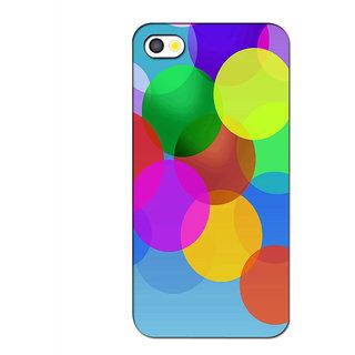 Instyler Premium Digital Printed 3D Back Cover For Apple I Phone 5 3DIP5DS-10138