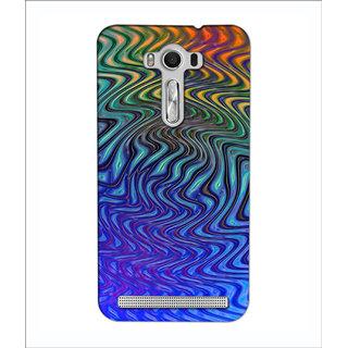 Instyler Premium Digital Printed 3D Back Cover For Asus Zen Fone 2 Laser Ze 550 Kl 3DASUSZE550KLDS-10144