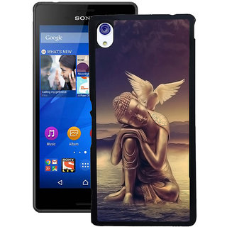 Instyler Digital Printed Back Cover For Sony M4 SONYM4DS-10193